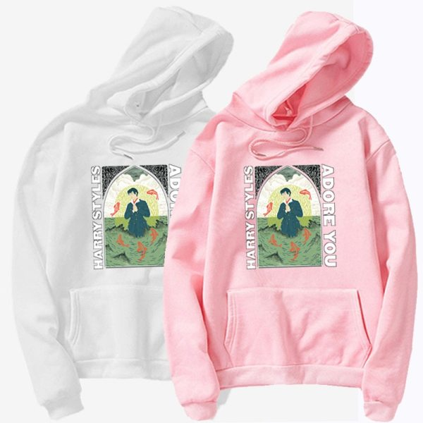 Harry Styles Hip Hop Sweatshirts Fleece Men and Women Hoodie Coat Jacket