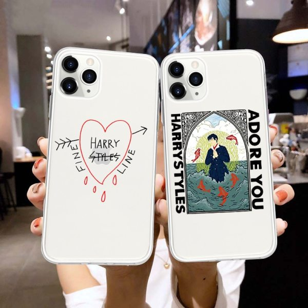 Harry Styles Phone Case for iPhone 11 Pro MAX SE 2020 6S Plus 7 8 Plus X XS Max XR Soft Case