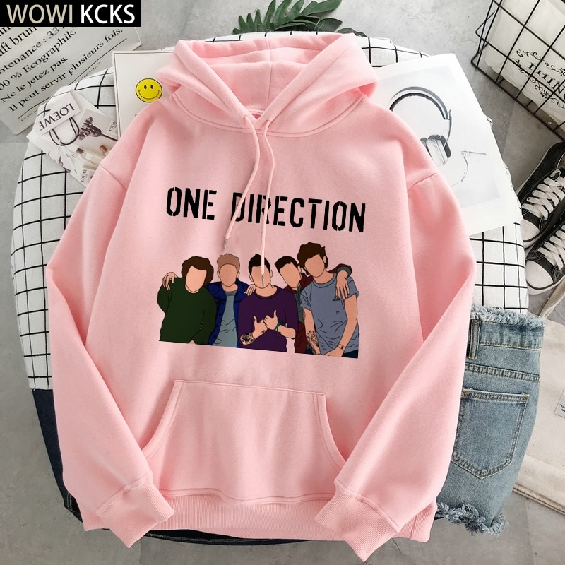 Harry Styles Sweatshirt Winter Clothes Aesthetic Hoodies For Women