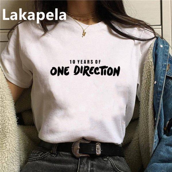 Harry Styles Merch Print T Shirt For Women
