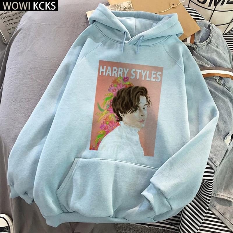 Harry Styles Hip Hop Hoodies Women Harajuku Sweatshirt Men
