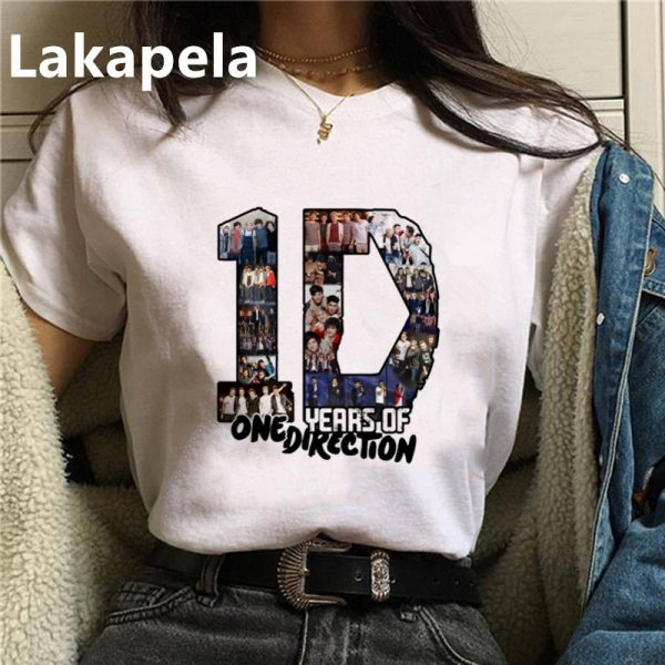 Harry Styles Merch Print T Shirt For Women