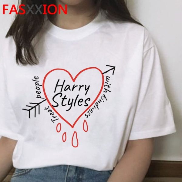 "Harry Styles ""Treat People with Kindness"" Casual T Shirt For Men/Women"