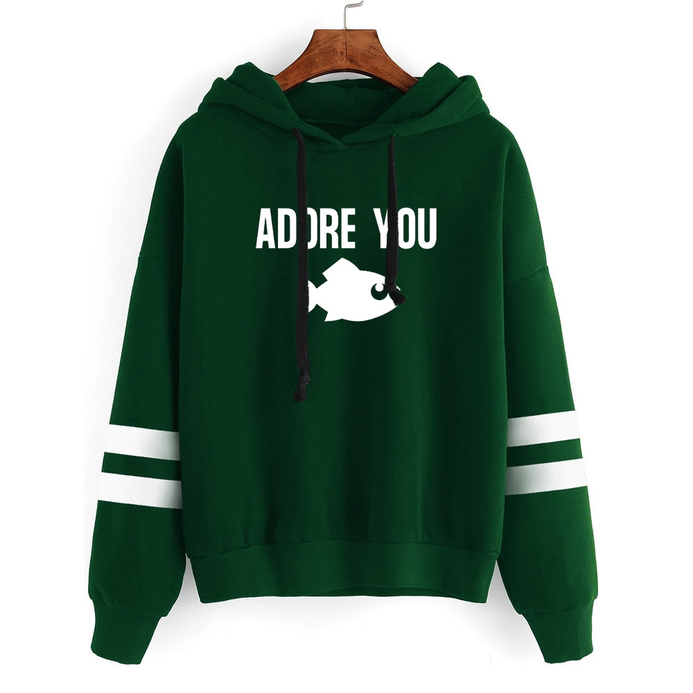 "Harry Styles ""Adore You"" Long Sleeve Hoodies Women's Fall Hoodies"