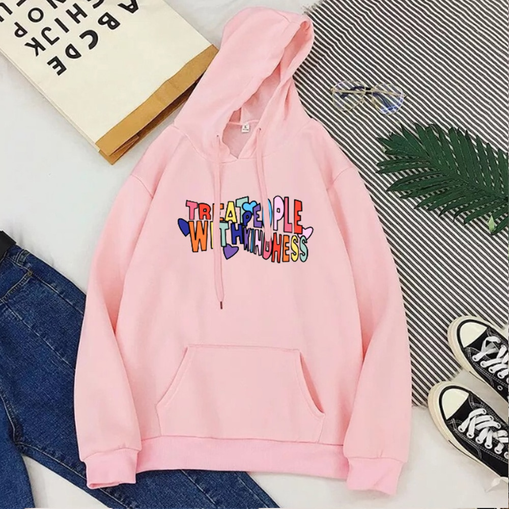 Harry Styles Treat People with Kindness Sweatshirt Hoodies For Men Women