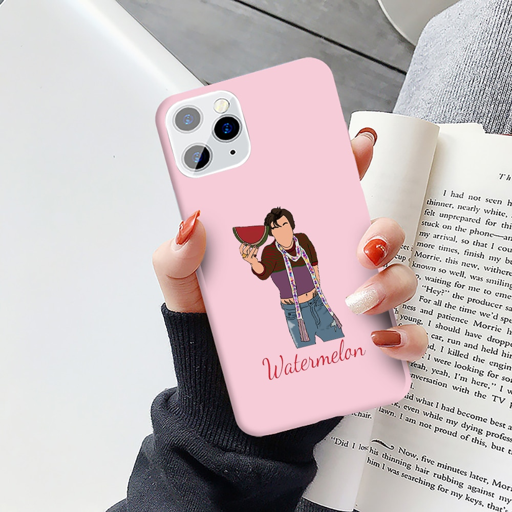 Harry Styles - Watermelon Sugar phone Case For iPhone 11 Pro XS MAX XR X 7 8 6Plus SE 2020