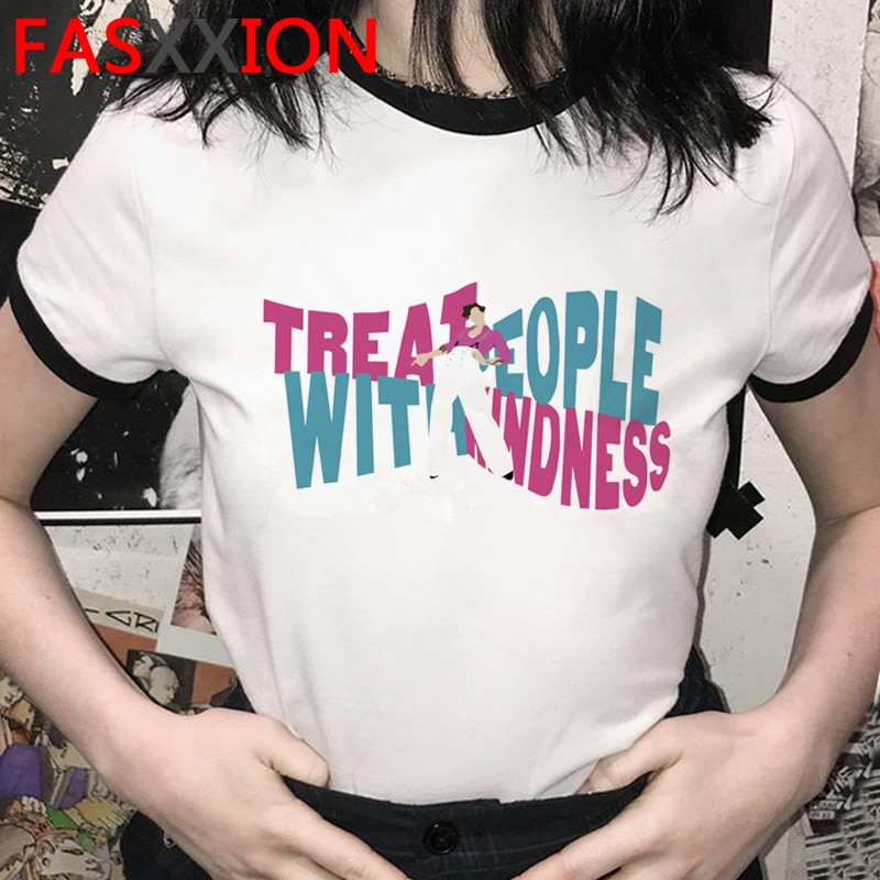 Harry Styles Treat People with Kindness T-shirt For Women