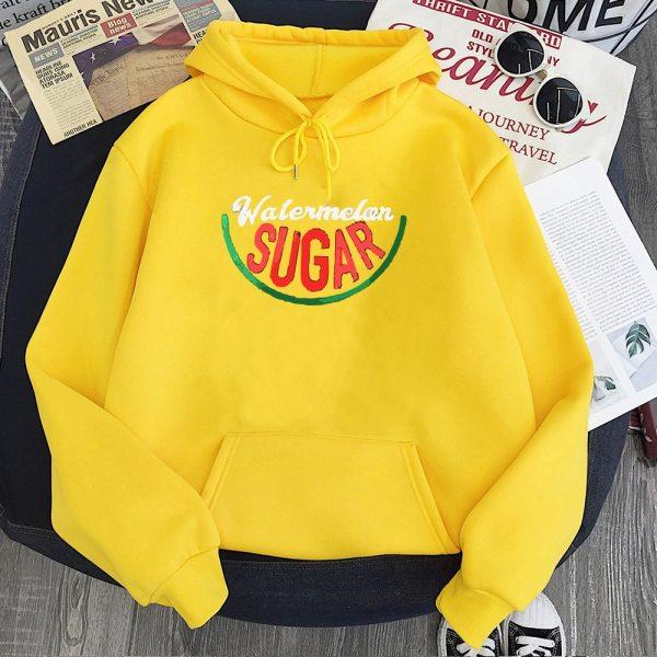 "Harry Styles Korean ""Watermelon Sugar"" Sweatshirts Hoodies For Men/Women"