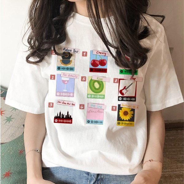 "Harry Styles ""Watermelon sugar"" Graphic T Shirt For Men/women"