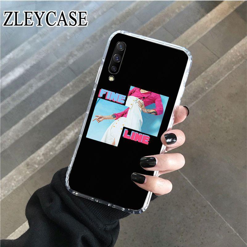 "Harry Styles ""Fine Line"" Love On Tour Phone Accessories Case For Samsung Galaxy A50 A10 A30 A70 A7 A9 A10S J5 J6 J7 J8"