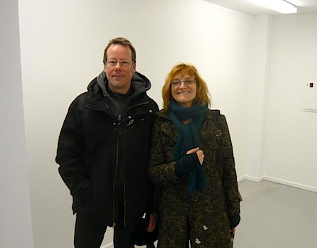 Maia Urstad and Paul Devens in Bergen