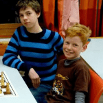 Halle og Torben