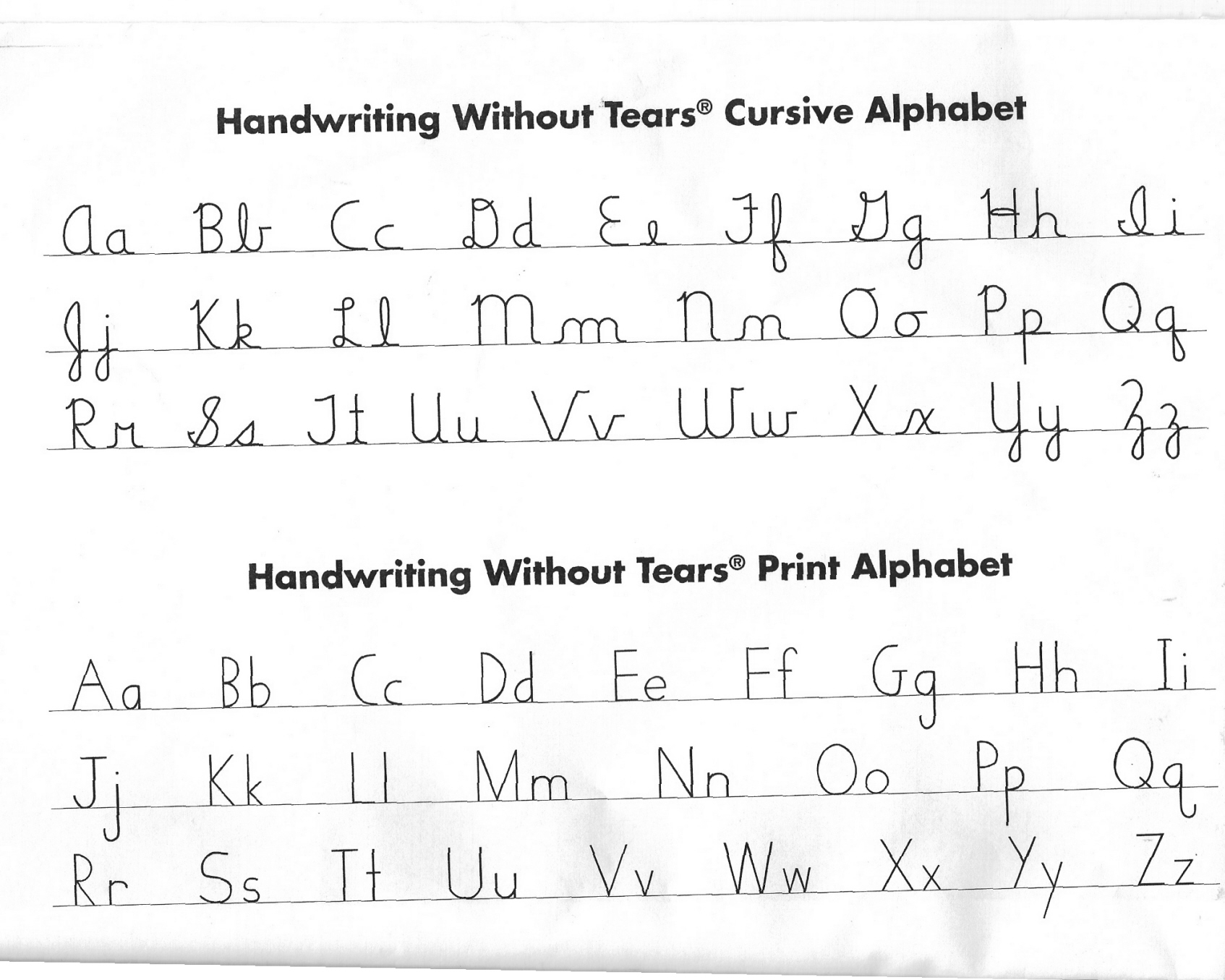 Search Results For Cursive Handwriting Worksheets