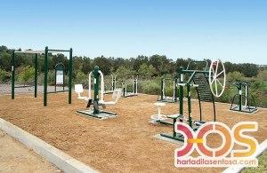 Alat fitness Outdoor Murah
