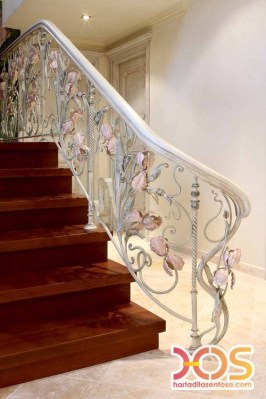 Stair Case Wrought Iron (30)