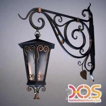 Lampu Besi Tempa Antik (43)