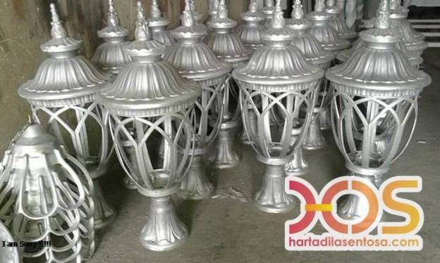 Lampu Cor Aluminium (3)