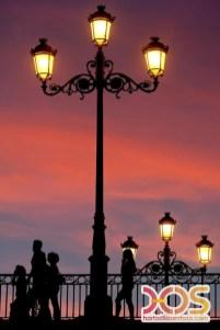 Tiang Lampu Taman Antik (5)