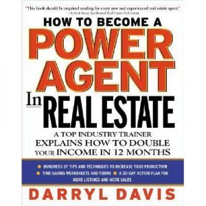 how to be power agent in real estate