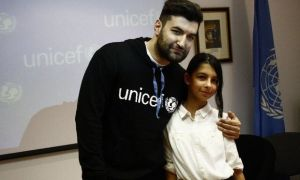 Smiley - Ambasador UNICEF