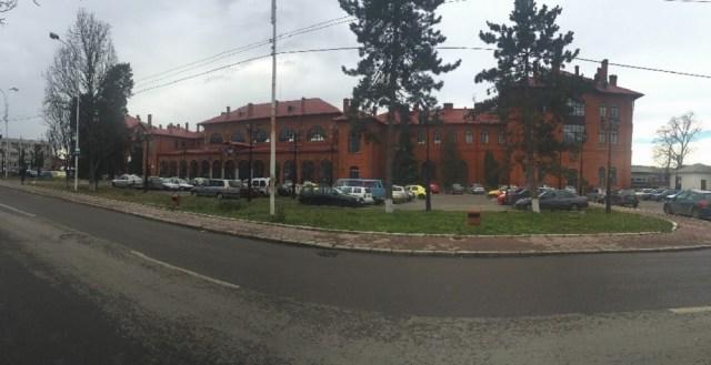 Gara Suceava Burdujeni