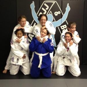 Conshohocken Jiu Jitsu (BJJ) Women's only class was awesome! DAY 1!