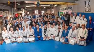 Big day at Balance HQ with some of the original crew and a ton of cool new guys. Great Jiu Jitsu Team. Tons of BJJ Black belts.