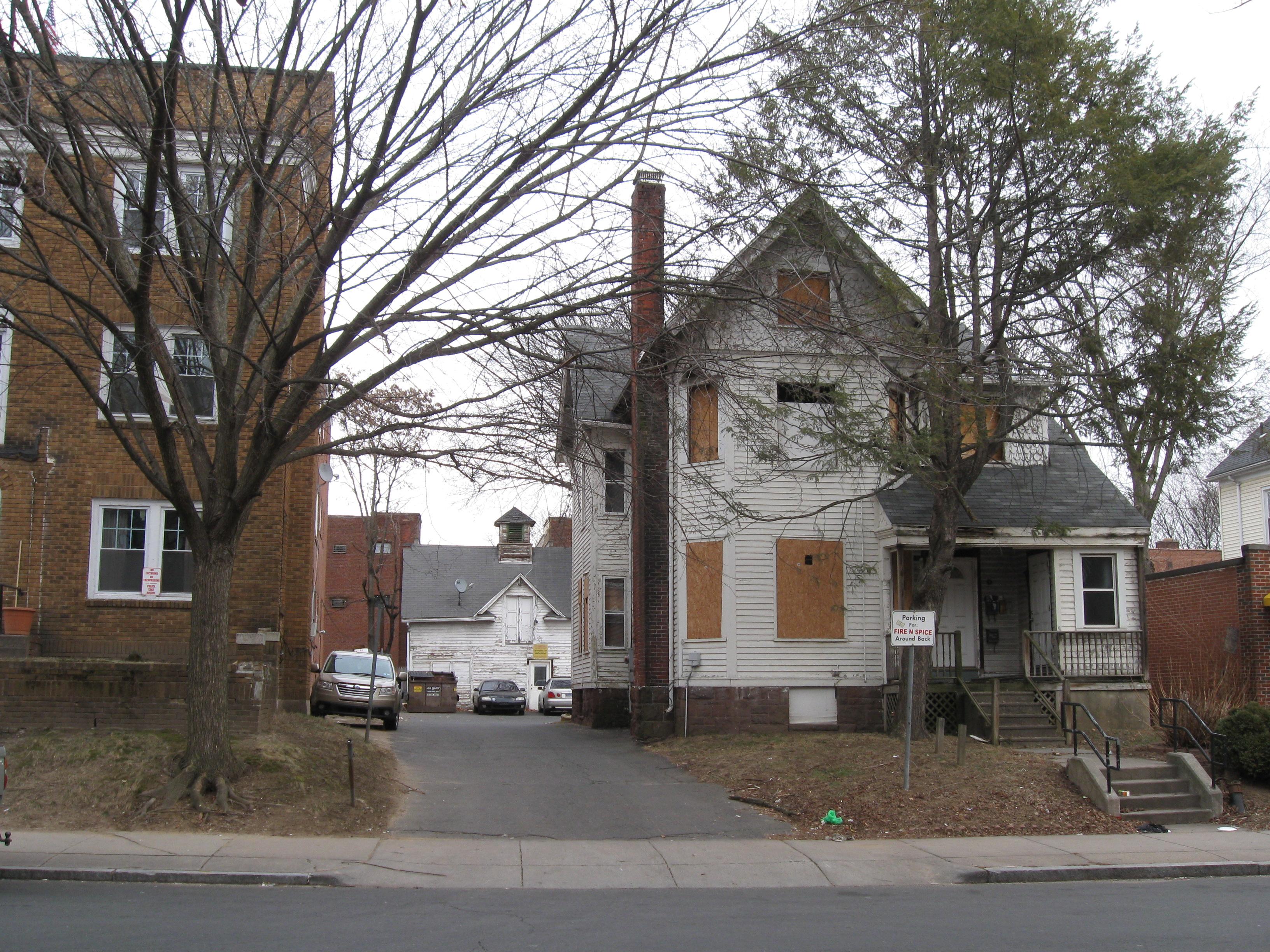2016 Endangered Properties Hartford Preservation