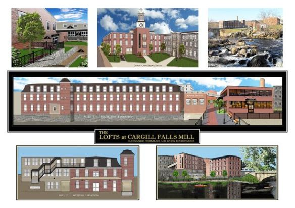 Lofts at Cargill Falls Mills