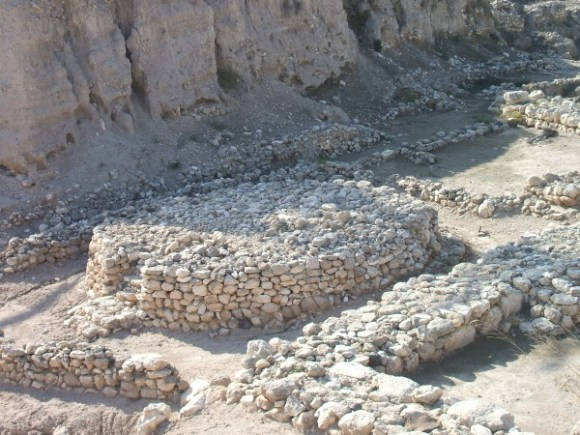 Oldest Canaanite altar in Israel (3000 yrs. old+)