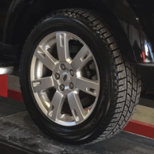 tyre checks are free at hartley garage