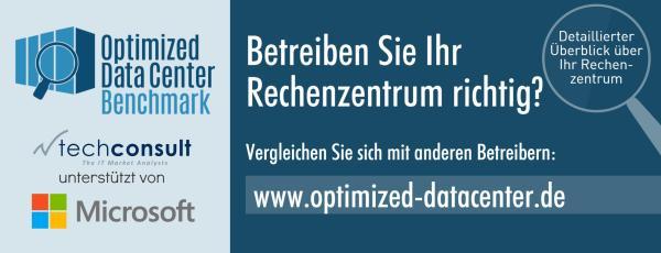 Optimized Datacenter