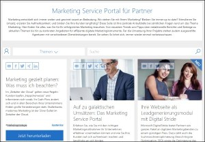 MarketingServicePortal