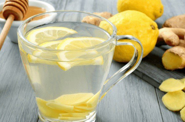 natural health benefits of lemon water