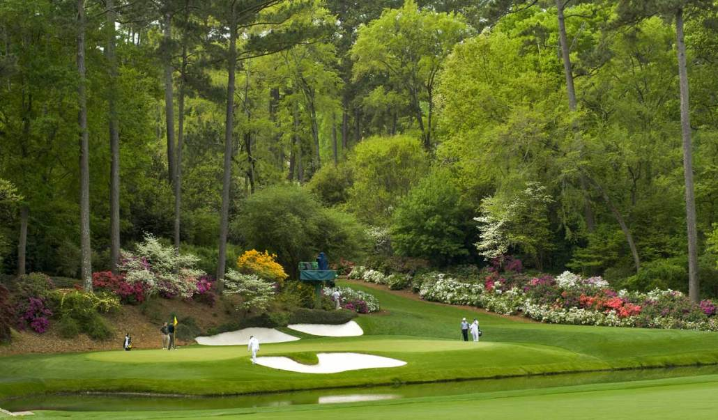 The Masters 2018  Masters-Feat