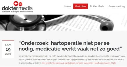 dokter media ischemia trial