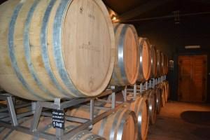 wijn vergisting hout eikenhout vat
