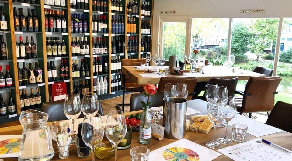 Wijnproeverijen bij Le Nord Rotterdam