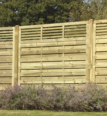 Elite Slatted Top Panel