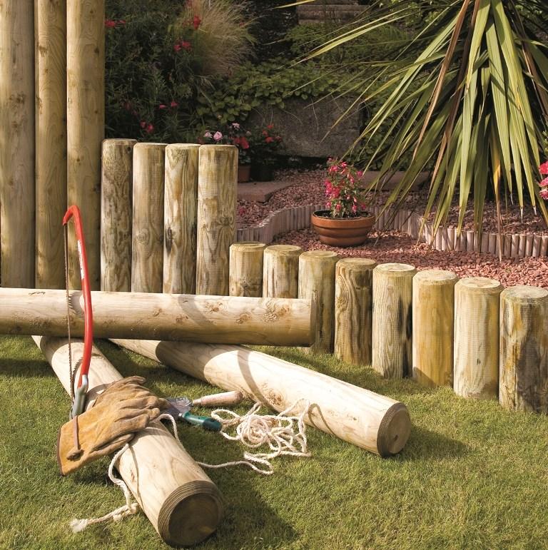 Poles and Bollard Timber