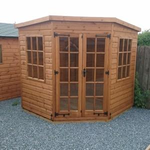 Upton Corner Summerhouse