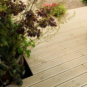 Treated Softwood Deck boards