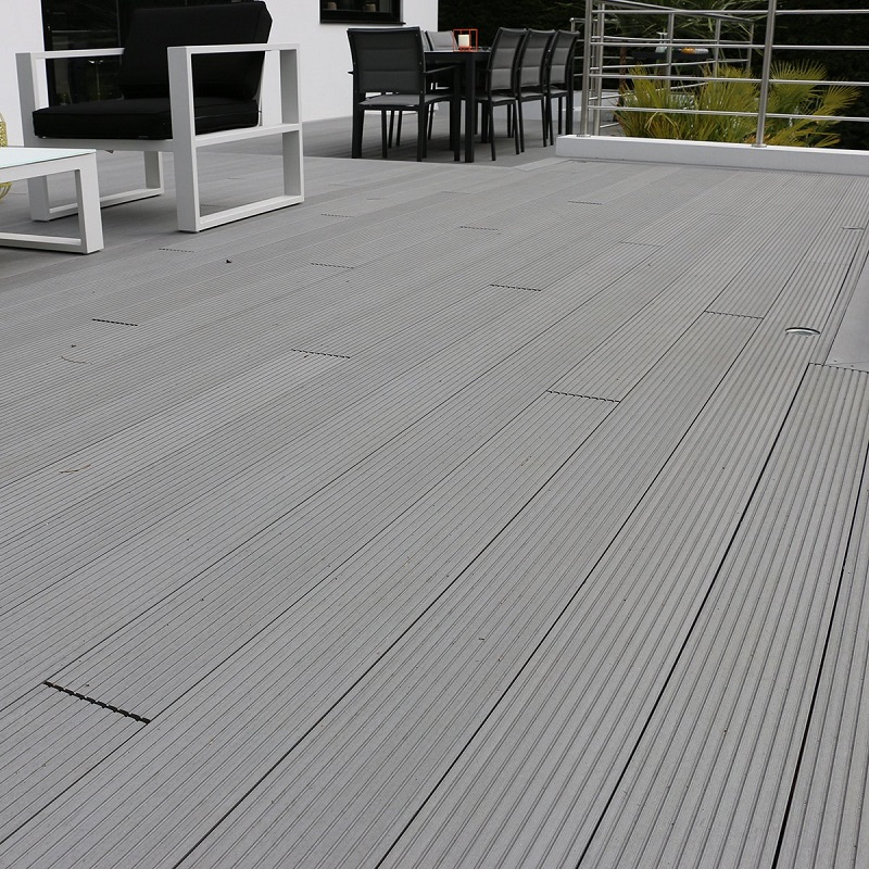 Longlife composite decking hartwells fencing for Synthetic decking