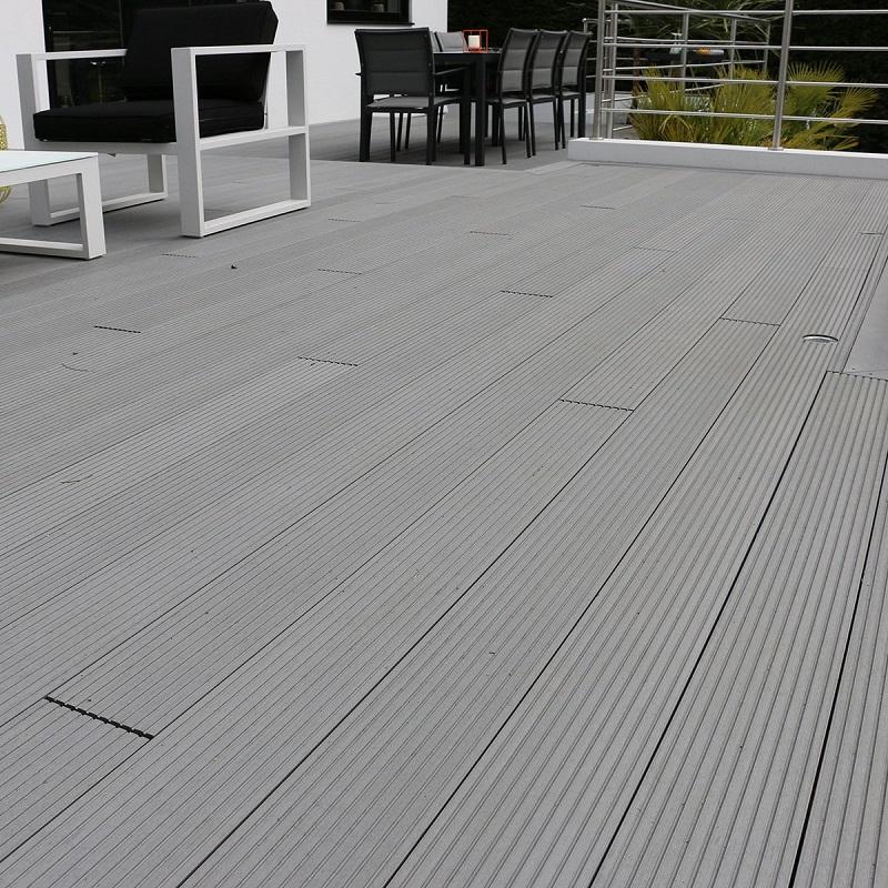 Longlife composite decking hartwells fencing for Composite flooring for decks
