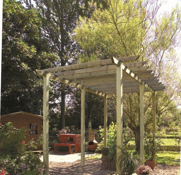 Traditional Pergola (2 packs) - PKTRADA & PKTPPA