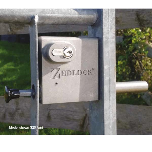 Zedlock Metal Gate Lock