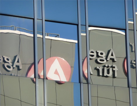 Agentur für Arbeit Gebäude Jobcenter
