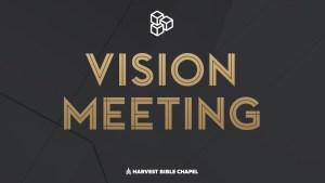 M4M Vision Meeting