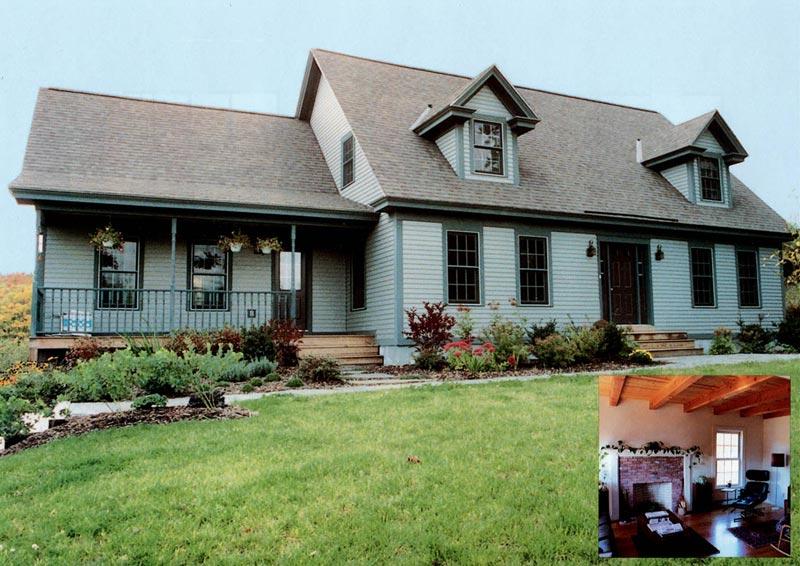 Concord Model Home