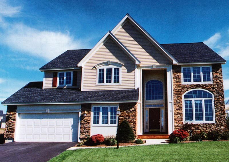 Mansfield Model Home